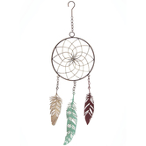 Dreamcatcher Metal Wall Decor